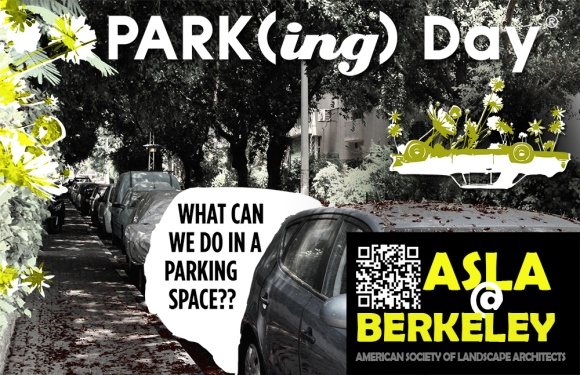 ASLA @ Berkeley Parking Day