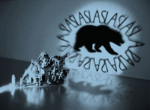 ASLA Bear Projection